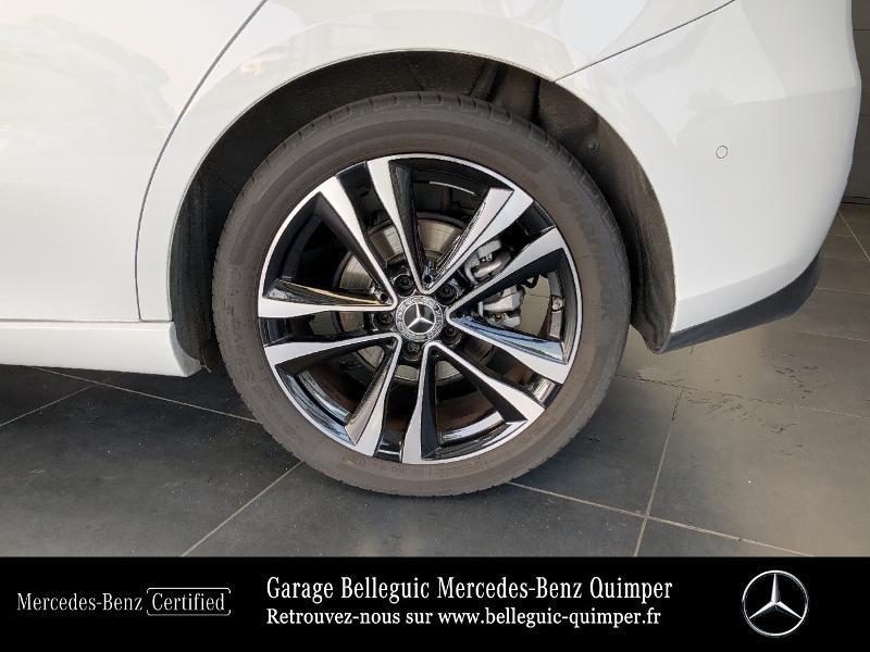 Photo 13 de l'offre de MERCEDES-BENZ Classe B 180 136ch Progressive Line à 30790€ chez Garage Belleguic - Mercedes-Benz Quimper