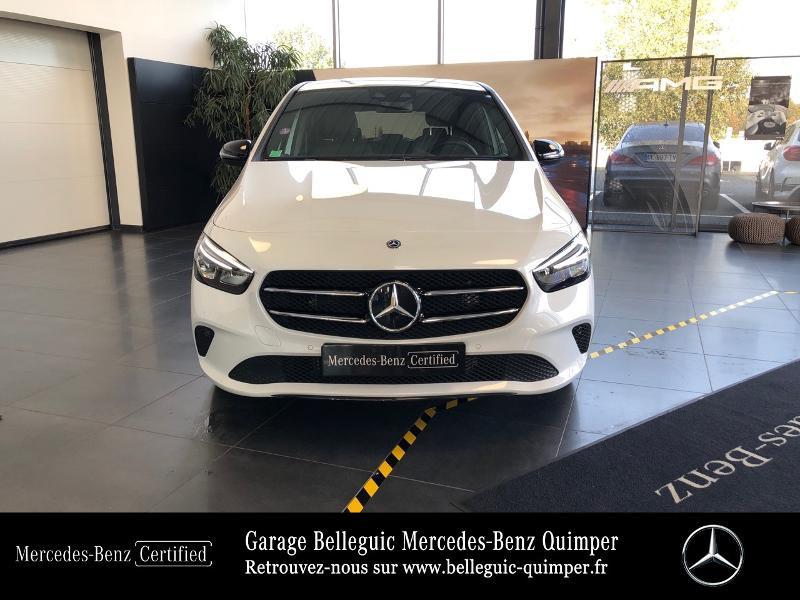 Photo 5 de l'offre de MERCEDES-BENZ Classe B 180 136ch Progressive Line à 30790€ chez Garage Belleguic - Mercedes-Benz Quimper