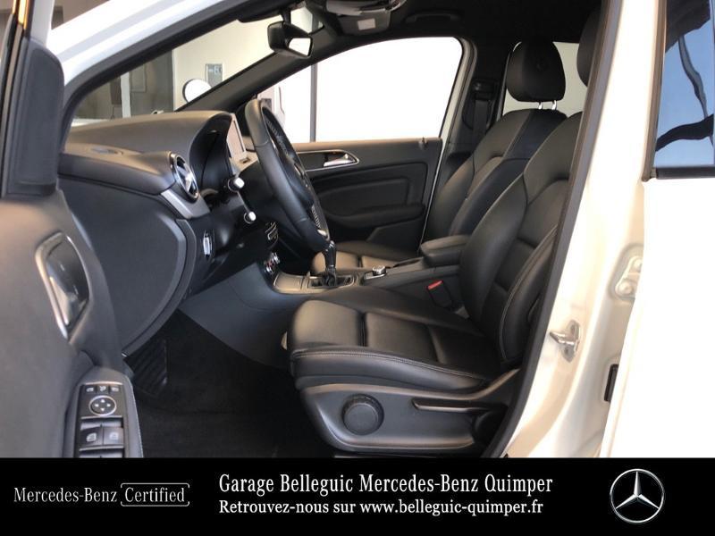 Photo 17 de l'offre de MERCEDES-BENZ Classe B 160 d 90ch Sensation à 18590€ chez Garage Belleguic - Mercedes-Benz Quimper