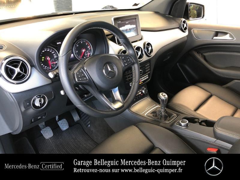 Photo 18 de l'offre de MERCEDES-BENZ Classe B 160 d 90ch Sensation à 18590€ chez Garage Belleguic - Mercedes-Benz Quimper