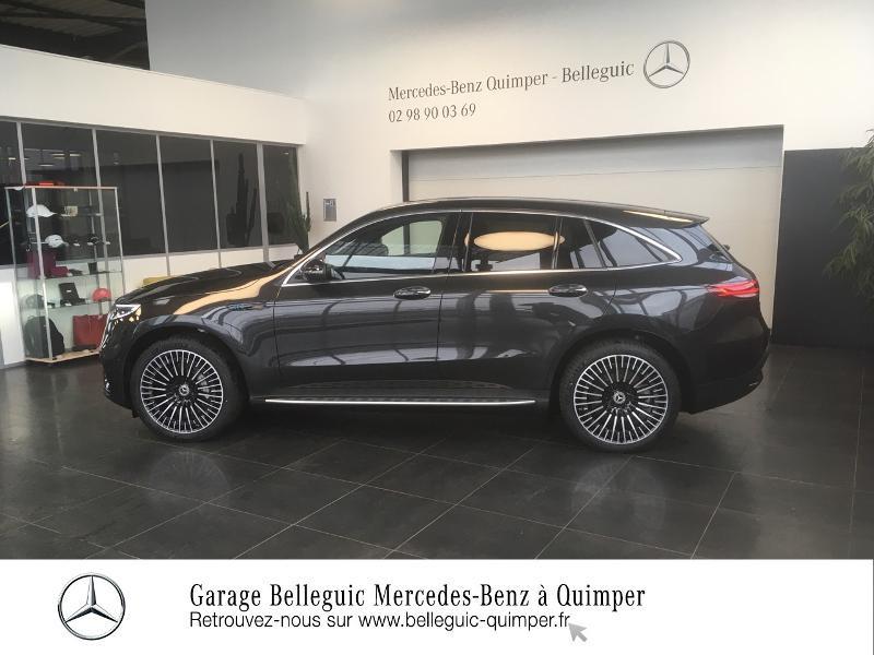 Photo 2 de l'offre de MERCEDES-BENZ EQC 400 408ch AMG Line 4Matic à 79999€ chez Garage Belleguic - Mercedes-Benz Quimper