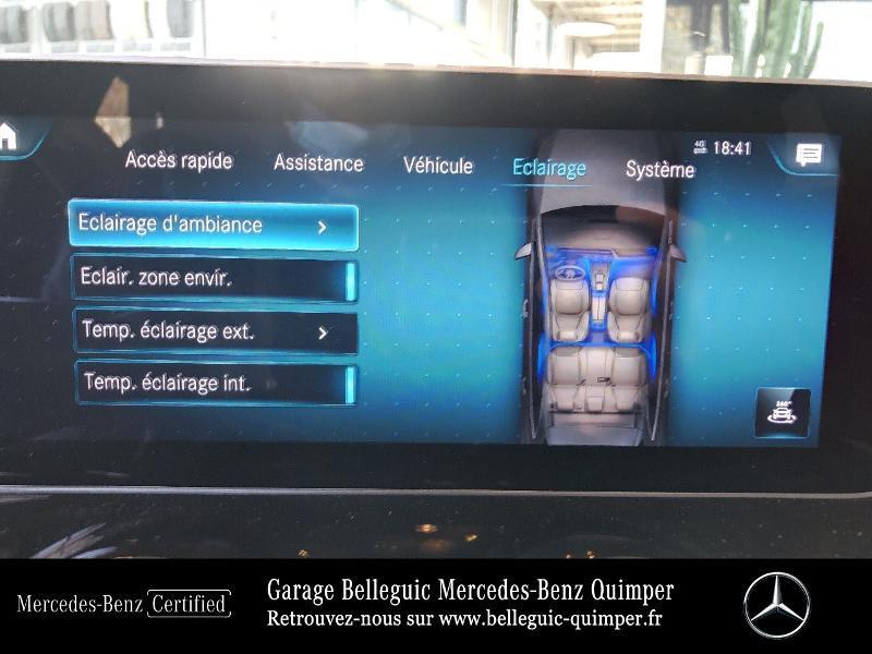 Photo 25 de l'offre de MERCEDES-BENZ Classe B 180 136ch Progressive Line à 30790€ chez Garage Belleguic - Mercedes-Benz Quimper