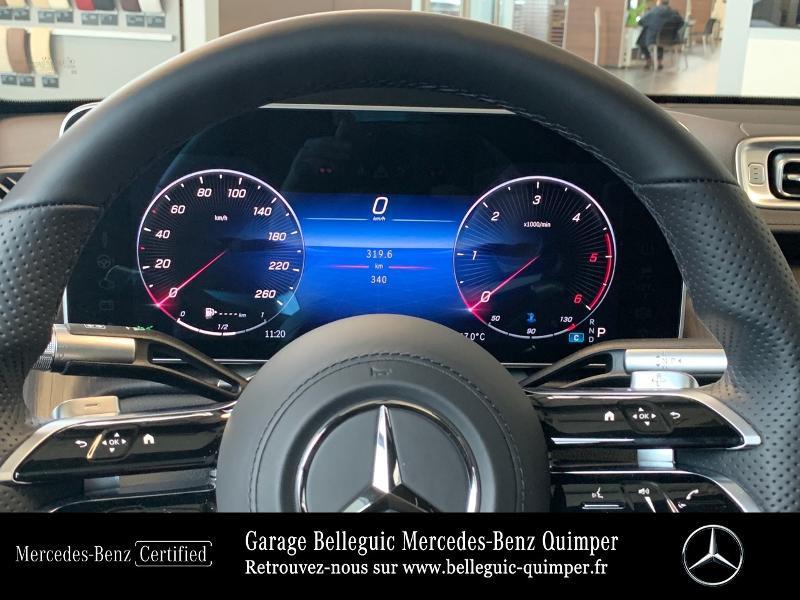 Photo 9 de l'offre de MERCEDES-BENZ Classe S 400 d 330ch AMG Line 4Matic 9G-Tronic à 119900€ chez Garage Belleguic - Mercedes-Benz Quimper