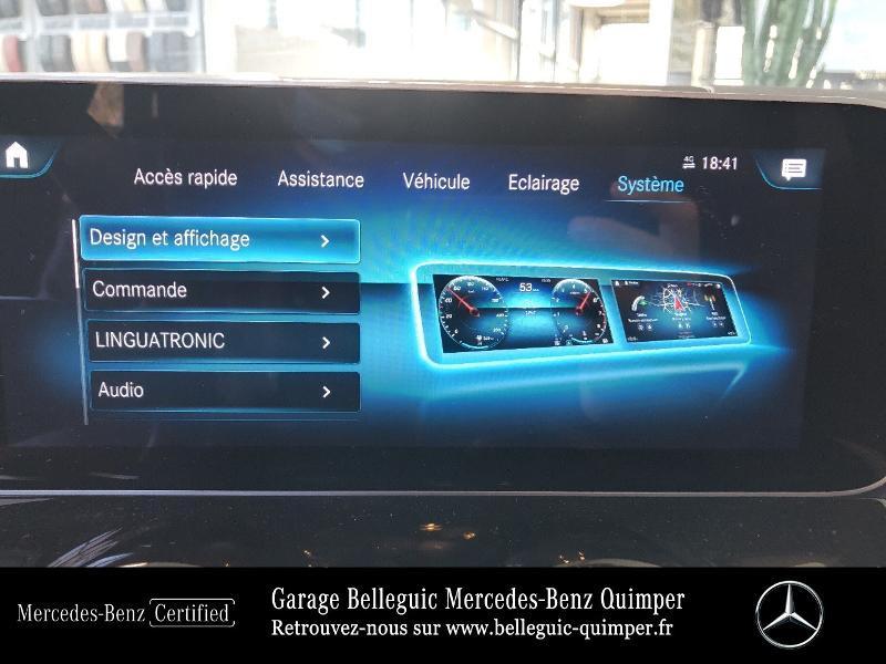 Photo 26 de l'offre de MERCEDES-BENZ Classe B 180 136ch Progressive Line à 30790€ chez Garage Belleguic - Mercedes-Benz Quimper