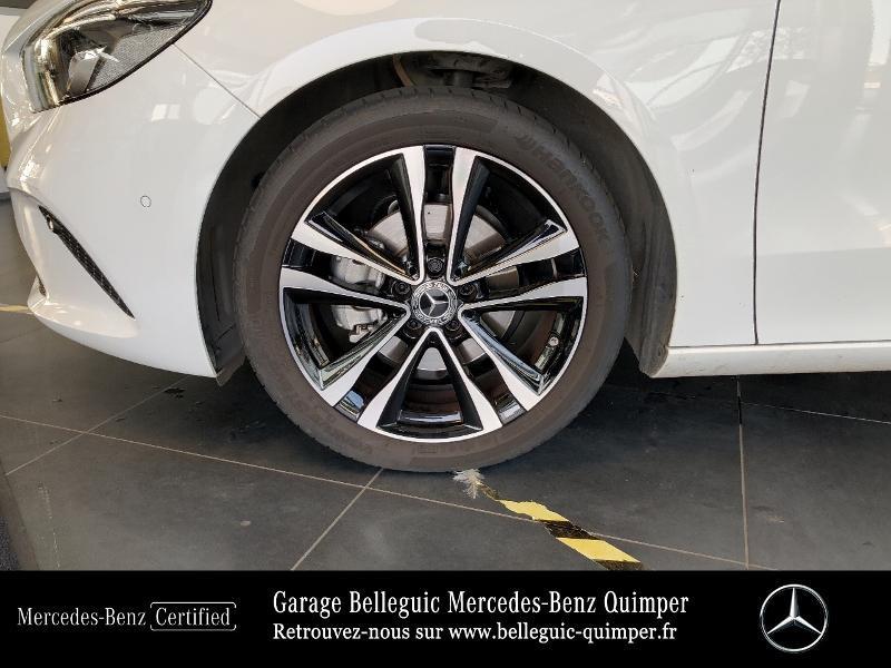 Photo 14 de l'offre de MERCEDES-BENZ Classe B 180 136ch Progressive Line à 30790€ chez Garage Belleguic - Mercedes-Benz Quimper