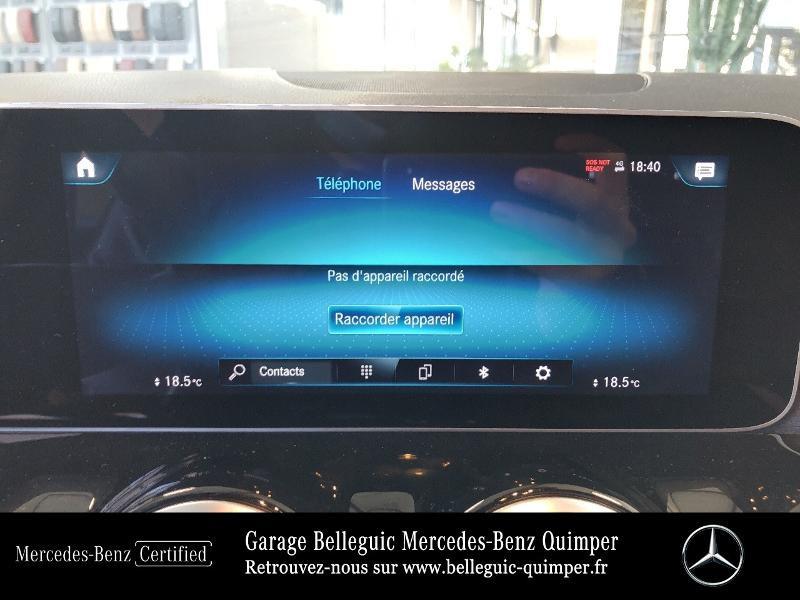 Photo 22 de l'offre de MERCEDES-BENZ Classe B 180 136ch Progressive Line à 30790€ chez Garage Belleguic - Mercedes-Benz Quimper