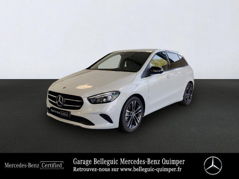 Photo 1 de l'offre de MERCEDES-BENZ Classe B 180 136ch Progressive Line à 30790€ chez Garage Belleguic - Mercedes-Benz Quimper