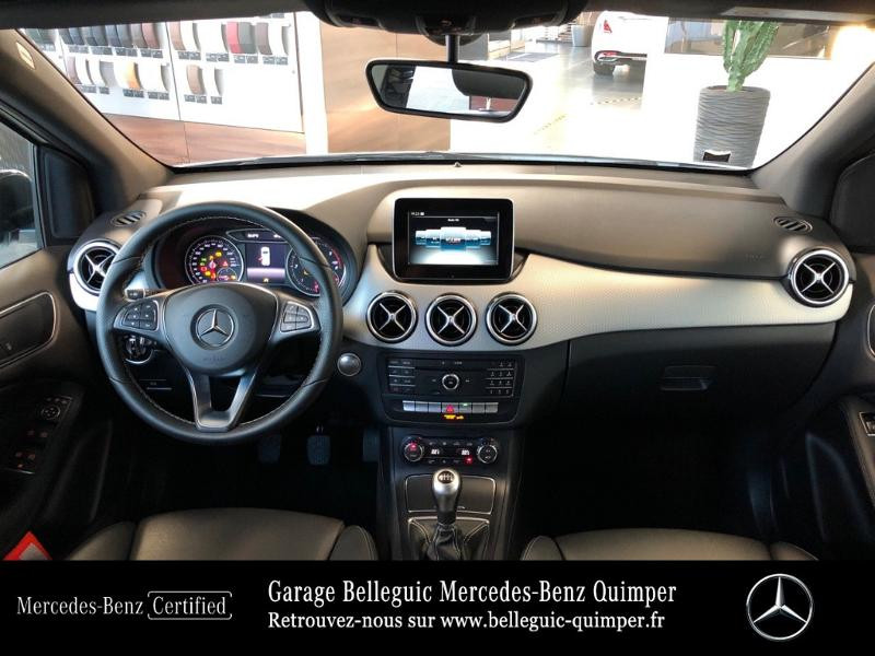 Photo 6 de l'offre de MERCEDES-BENZ Classe B 160 d 90ch Sensation à 18590€ chez Garage Belleguic - Mercedes-Benz Quimper