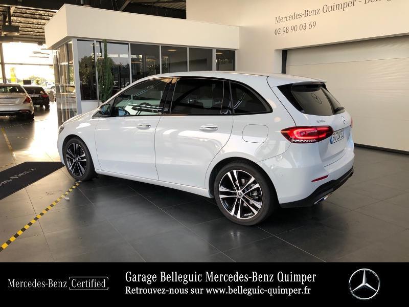 Photo 3 de l'offre de MERCEDES-BENZ Classe B 180 136ch Progressive Line à 30790€ chez Garage Belleguic - Mercedes-Benz Quimper