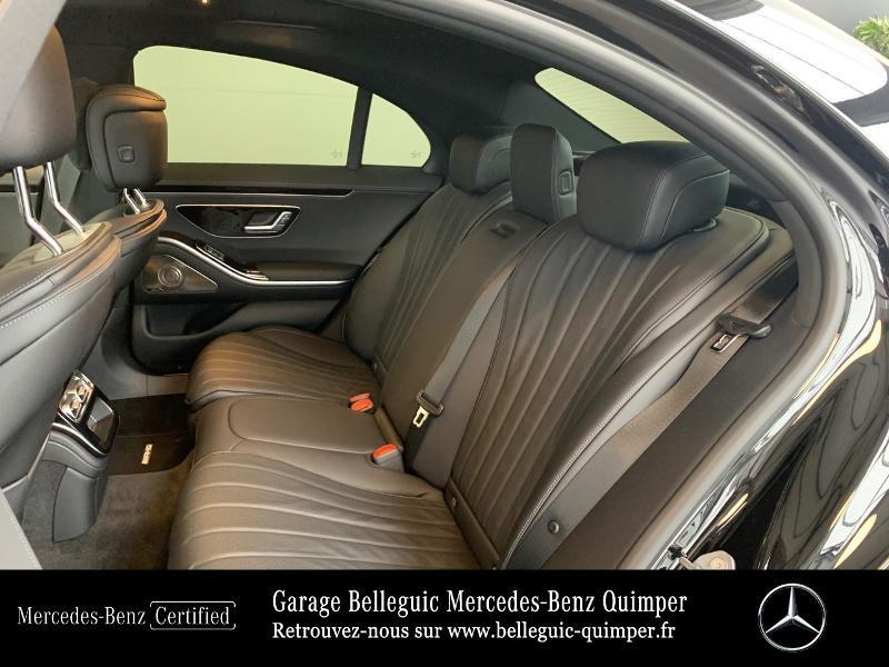 Photo 11 de l'offre de MERCEDES-BENZ Classe S 400 d 330ch AMG Line 4Matic 9G-Tronic à 119900€ chez Garage Belleguic - Mercedes-Benz Quimper
