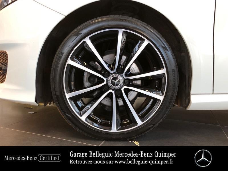 Photo 13 de l'offre de MERCEDES-BENZ Classe B 160 d 90ch Sensation à 18590€ chez Garage Belleguic - Mercedes-Benz Quimper