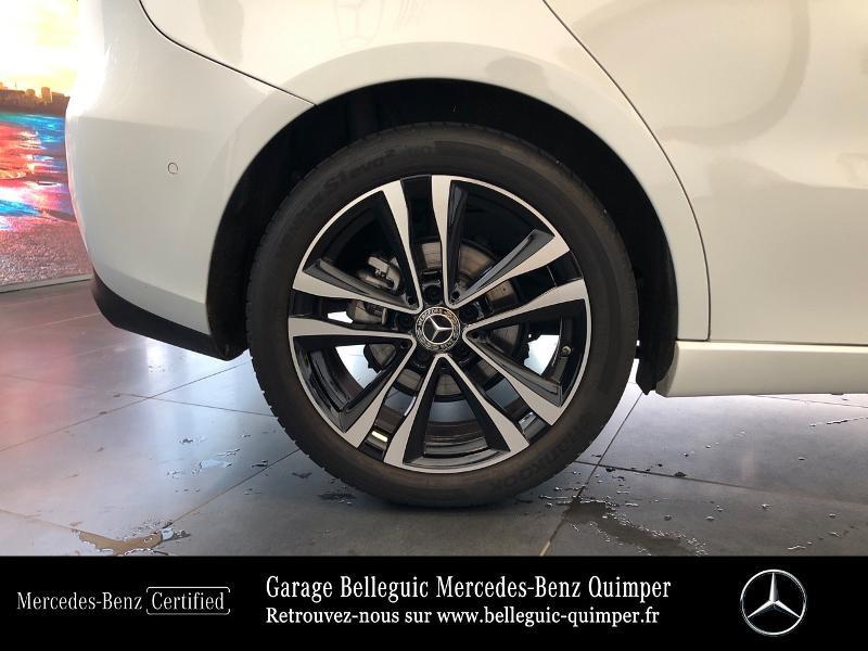Photo 16 de l'offre de MERCEDES-BENZ Classe B 180 136ch Progressive Line à 30790€ chez Garage Belleguic - Mercedes-Benz Quimper