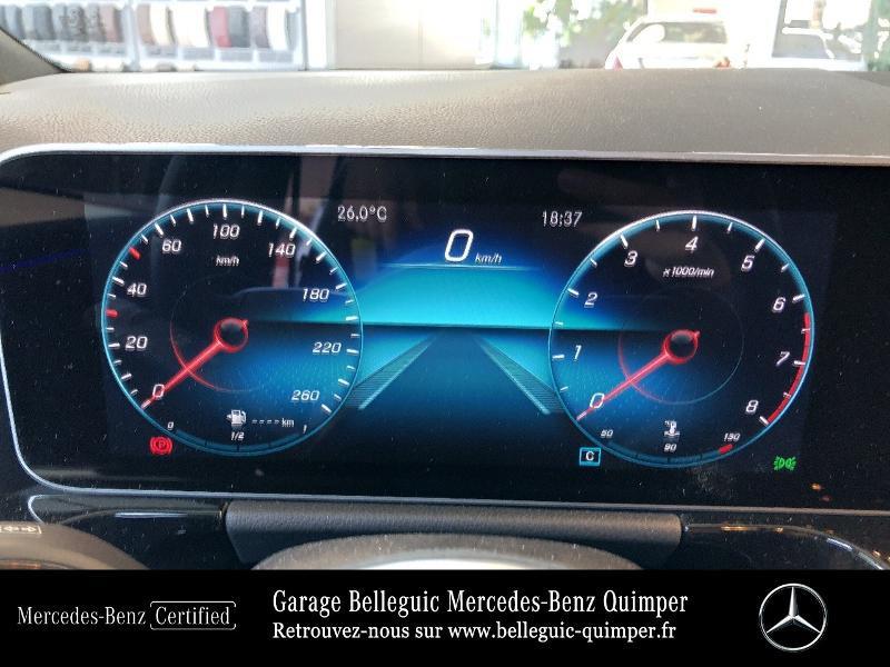 Photo 9 de l'offre de MERCEDES-BENZ Classe B 180 136ch Progressive Line à 30790€ chez Garage Belleguic - Mercedes-Benz Quimper