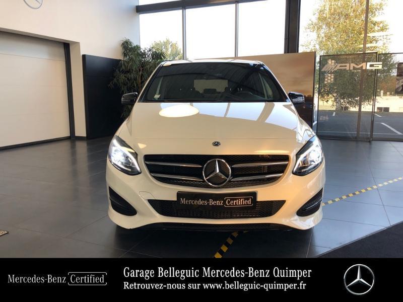 Photo 5 de l'offre de MERCEDES-BENZ Classe B 160 d 90ch Sensation à 18590€ chez Garage Belleguic - Mercedes-Benz Quimper