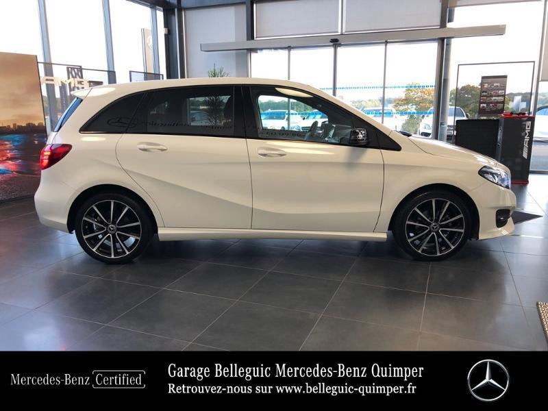 Photo 4 de l'offre de MERCEDES-BENZ Classe B 160 d 90ch Sensation à 18590€ chez Garage Belleguic - Mercedes-Benz Quimper