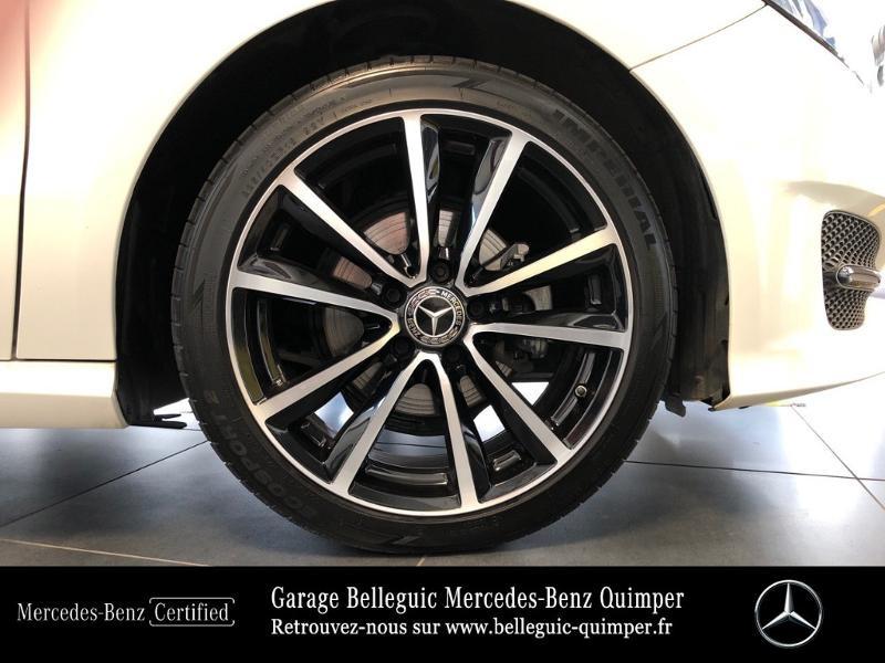 Photo 16 de l'offre de MERCEDES-BENZ Classe B 160 d 90ch Sensation à 18590€ chez Garage Belleguic - Mercedes-Benz Quimper