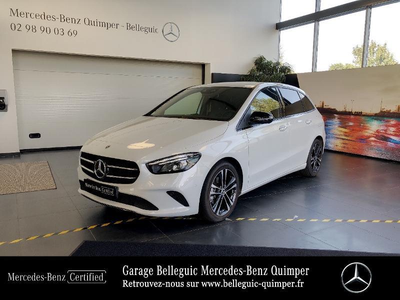Photo 31 de l'offre de MERCEDES-BENZ Classe B 180 136ch Progressive Line à 30790€ chez Garage Belleguic - Mercedes-Benz Quimper