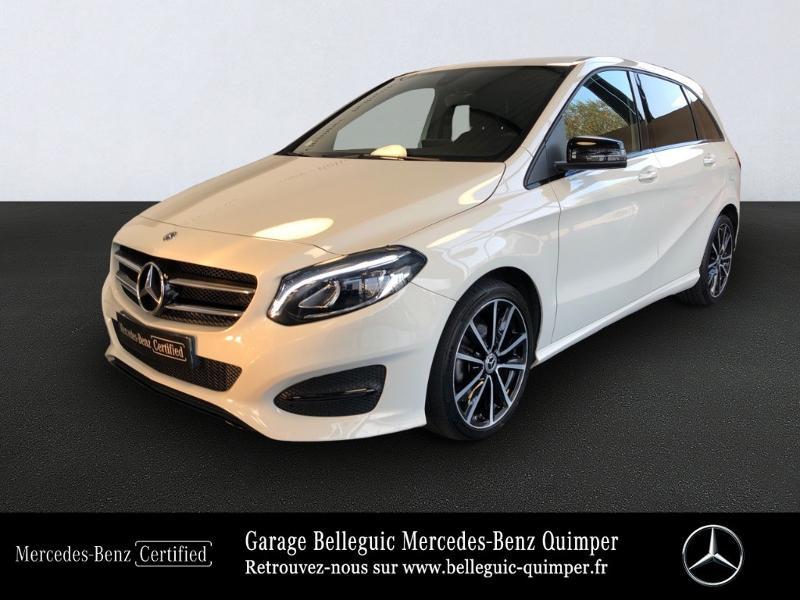 Photo 1 de l'offre de MERCEDES-BENZ Classe B 160 d 90ch Sensation à 18590€ chez Garage Belleguic - Mercedes-Benz Quimper