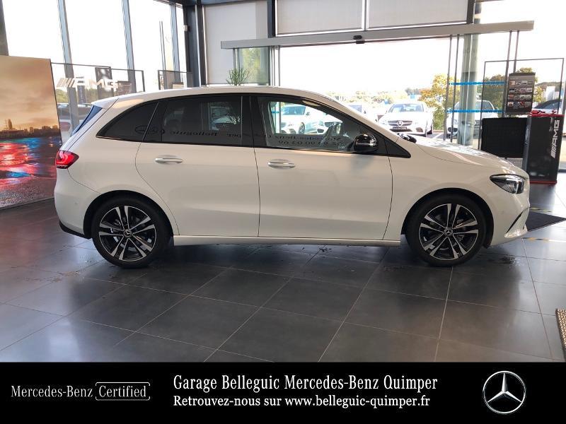 Photo 4 de l'offre de MERCEDES-BENZ Classe B 180 136ch Progressive Line à 30790€ chez Garage Belleguic - Mercedes-Benz Quimper