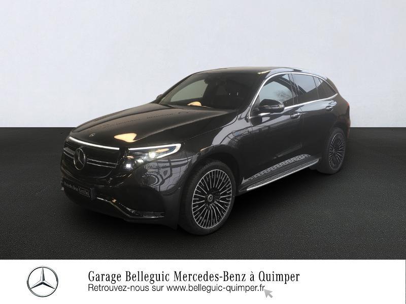 Photo 1 de l'offre de MERCEDES-BENZ EQC 400 408ch AMG Line 4Matic à 79999€ chez Garage Belleguic - Mercedes-Benz Quimper