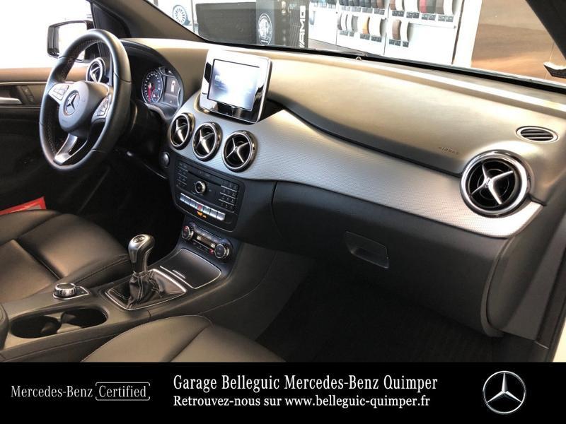 Photo 19 de l'offre de MERCEDES-BENZ Classe B 160 d 90ch Sensation à 18590€ chez Garage Belleguic - Mercedes-Benz Quimper