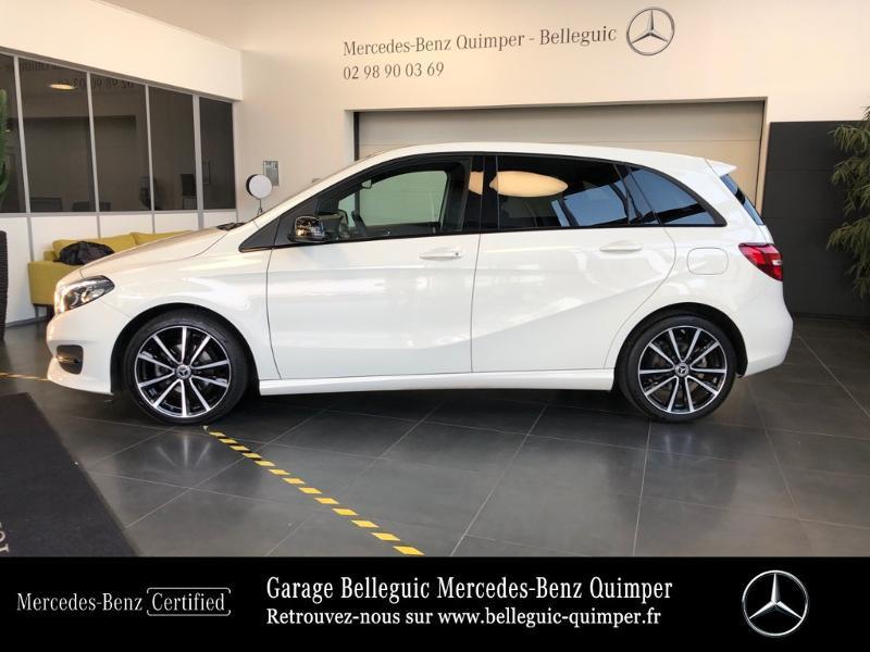 Photo 2 de l'offre de MERCEDES-BENZ Classe B 160 d 90ch Sensation à 18590€ chez Garage Belleguic - Mercedes-Benz Quimper