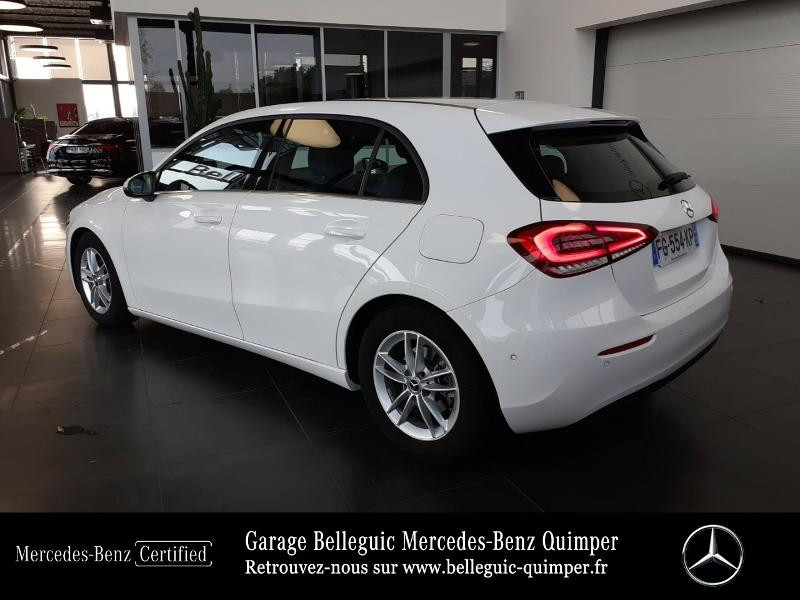 Photo 3 de l'offre de MERCEDES-BENZ Classe A 160 109ch Business Line à 24890€ chez Garage Belleguic - Mercedes-Benz Quimper