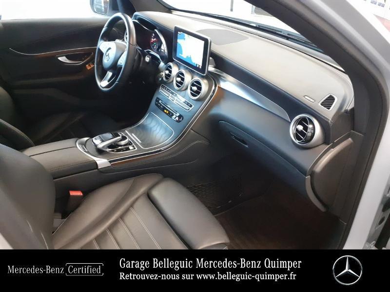 Photo 19 de l'offre de MERCEDES-BENZ GLC 350 e 211+116ch Fascination 4Matic 7G-Tronic plus à 41490€ chez Garage Belleguic - Mercedes-Benz Quimper