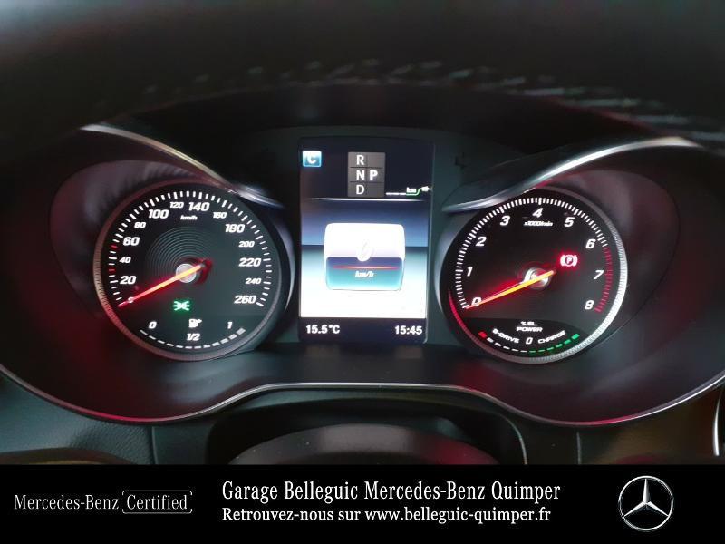Photo 9 de l'offre de MERCEDES-BENZ GLC 350 e 211+116ch Fascination 4Matic 7G-Tronic plus à 41490€ chez Garage Belleguic - Mercedes-Benz Quimper