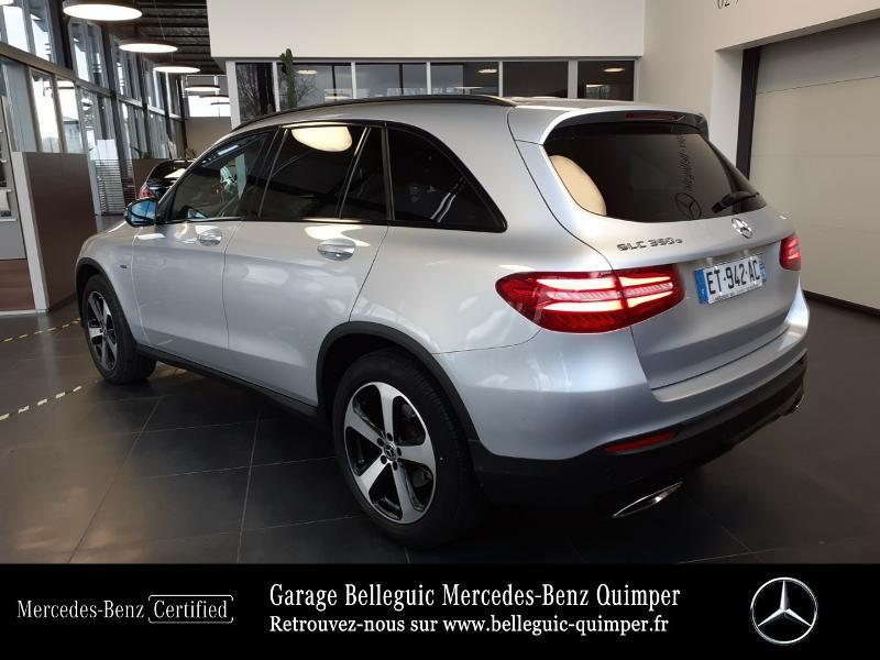 Photo 3 de l'offre de MERCEDES-BENZ GLC 350 e 211+116ch Fascination 4Matic 7G-Tronic plus à 41490€ chez Garage Belleguic - Mercedes-Benz Quimper