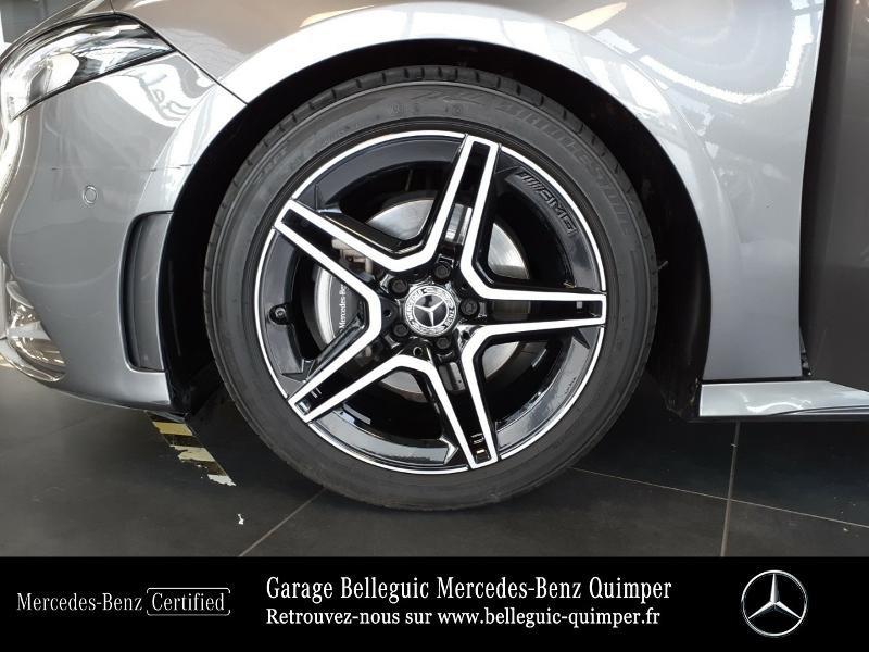 Photo 15 de l'offre de MERCEDES-BENZ Classe A 180 d 116ch AMG Line 7G-DCT à 32490€ chez Garage Belleguic - Mercedes-Benz Quimper
