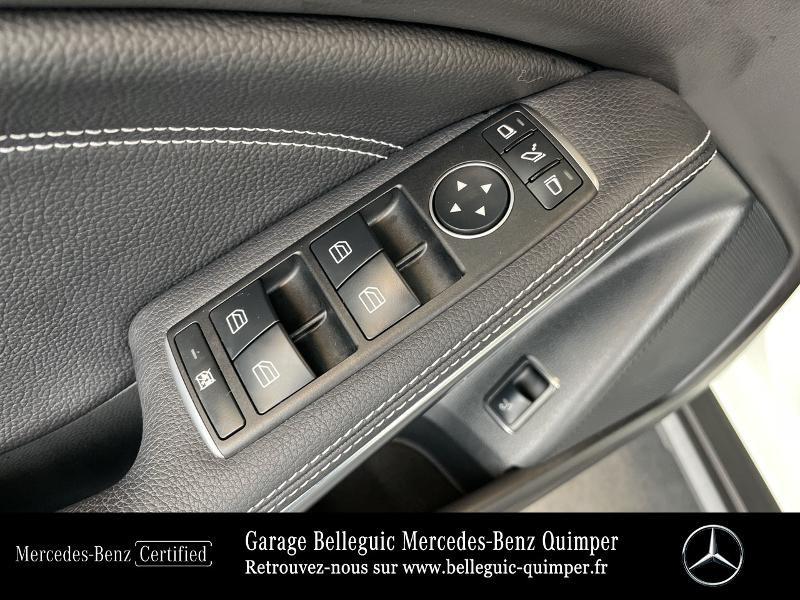 Photo 18 de l'offre de MERCEDES-BENZ Classe GLA 180 d Sensation 7G-DCT à 26390€ chez Garage Belleguic - Mercedes-Benz Quimper
