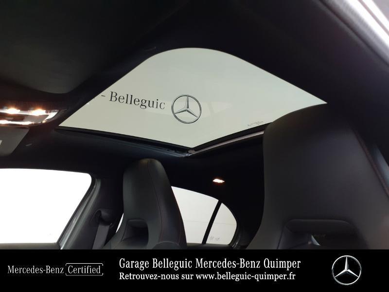 Photo 20 de l'offre de MERCEDES-BENZ Classe A 180 d 116ch AMG Line 7G-DCT à 32490€ chez Garage Belleguic - Mercedes-Benz Quimper