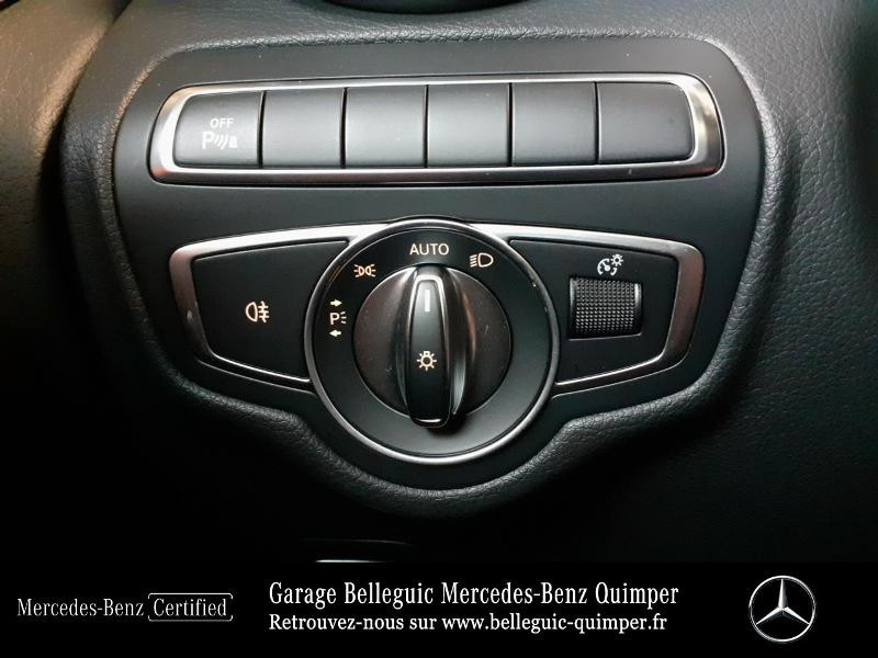 Photo 21 de l'offre de MERCEDES-BENZ GLC 350 e 211+116ch Fascination 4Matic 7G-Tronic plus à 41490€ chez Garage Belleguic - Mercedes-Benz Quimper