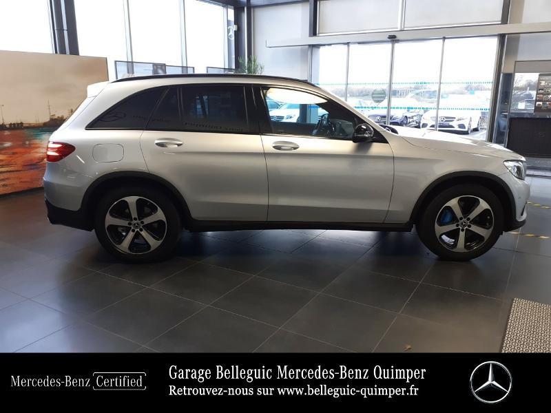 Photo 4 de l'offre de MERCEDES-BENZ GLC 350 e 211+116ch Fascination 4Matic 7G-Tronic plus à 41490€ chez Garage Belleguic - Mercedes-Benz Quimper