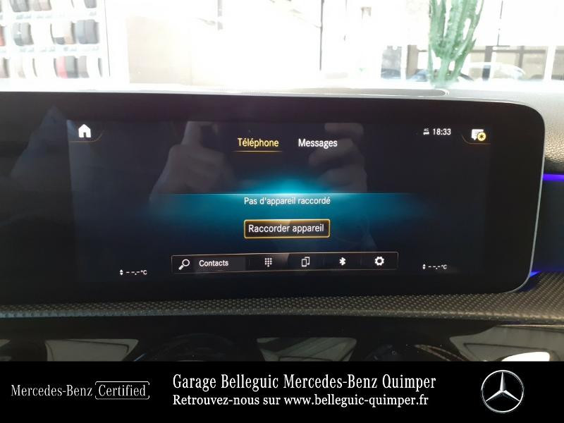Photo 29 de l'offre de MERCEDES-BENZ Classe A 180 d 116ch AMG Line 7G-DCT à 32490€ chez Garage Belleguic - Mercedes-Benz Quimper