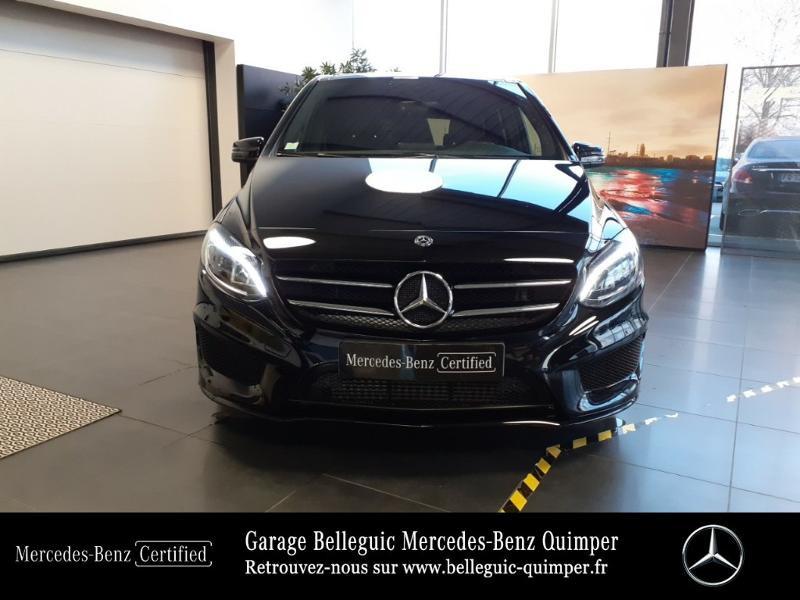 Photo 5 de l'offre de MERCEDES-BENZ Classe B 200 d Fascination 7G-DCT à 24290€ chez Garage Belleguic - Mercedes-Benz Quimper
