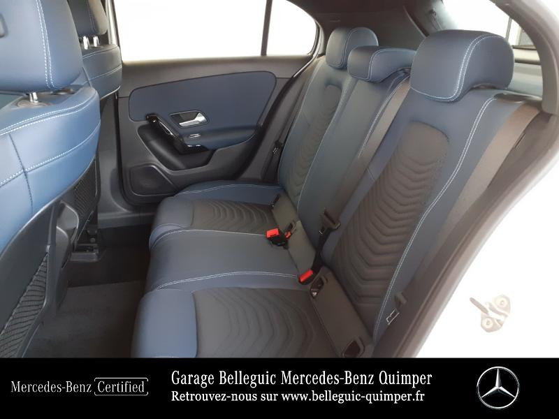 Photo 11 de l'offre de MERCEDES-BENZ Classe A 160 109ch Business Line à 24890€ chez Garage Belleguic - Mercedes-Benz Quimper