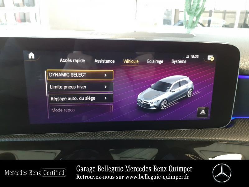 Photo 27 de l'offre de MERCEDES-BENZ Classe A 180 d 116ch AMG Line 7G-DCT à 32490€ chez Garage Belleguic - Mercedes-Benz Quimper