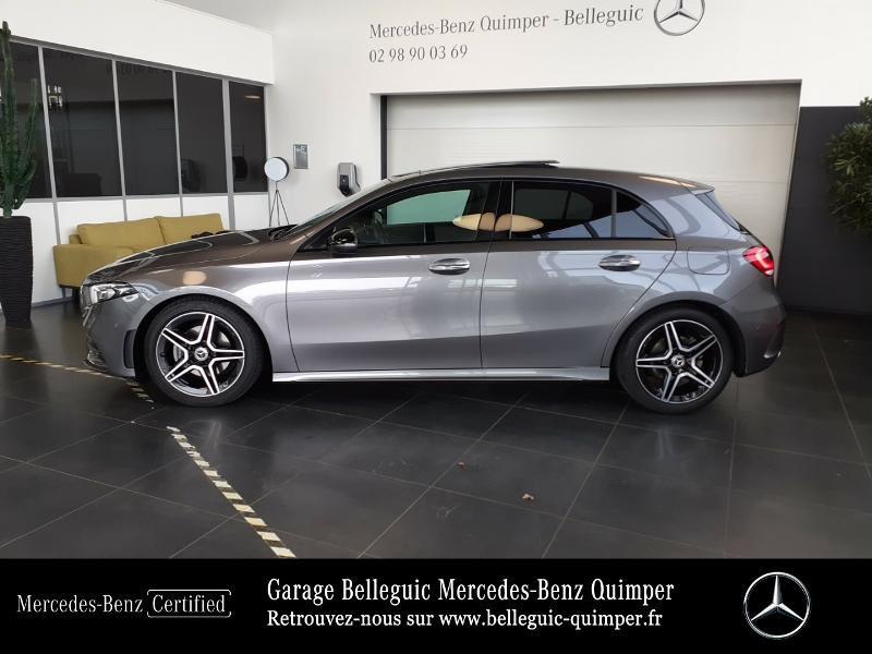 Photo 2 de l'offre de MERCEDES-BENZ Classe A 180 d 116ch AMG Line 7G-DCT à 32490€ chez Garage Belleguic - Mercedes-Benz Quimper