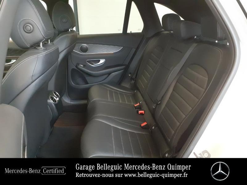 Photo 11 de l'offre de MERCEDES-BENZ GLC 350 e 211+116ch Fascination 4Matic 7G-Tronic plus à 41490€ chez Garage Belleguic - Mercedes-Benz Quimper