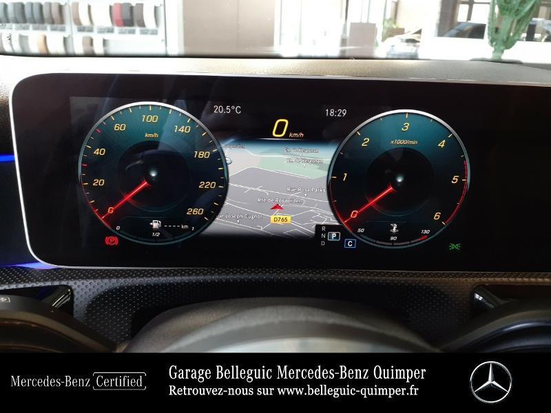 Photo 9 de l'offre de MERCEDES-BENZ Classe A 180 d 116ch AMG Line 7G-DCT à 32490€ chez Garage Belleguic - Mercedes-Benz Quimper