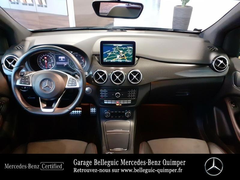 Photo 6 de l'offre de MERCEDES-BENZ Classe B 200 d Fascination 7G-DCT à 24290€ chez Garage Belleguic - Mercedes-Benz Quimper