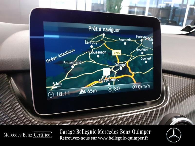 Photo 8 de l'offre de MERCEDES-BENZ Classe B 200 d Fascination 7G-DCT à 24290€ chez Garage Belleguic - Mercedes-Benz Quimper