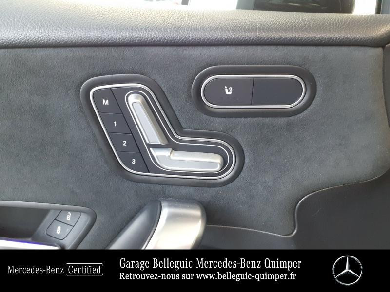 Photo 21 de l'offre de MERCEDES-BENZ Classe A 180 d 116ch AMG Line 7G-DCT à 32490€ chez Garage Belleguic - Mercedes-Benz Quimper