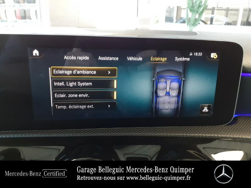Photo 28 de l'offre de MERCEDES-BENZ Classe A 180 d 116ch AMG Line 7G-DCT à 32490€ chez Garage Belleguic - Mercedes-Benz Quimper