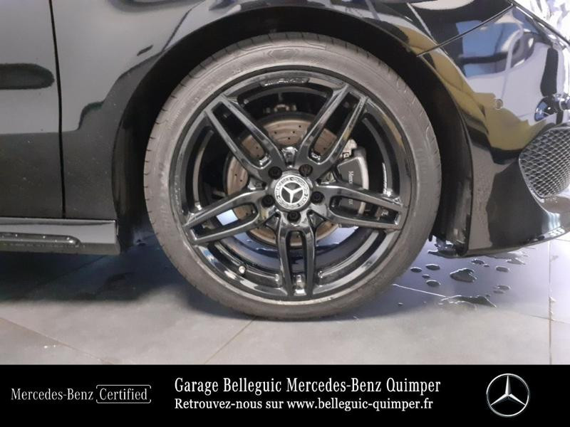 Photo 14 de l'offre de MERCEDES-BENZ Classe B 200 d Fascination 7G-DCT à 24290€ chez Garage Belleguic - Mercedes-Benz Quimper