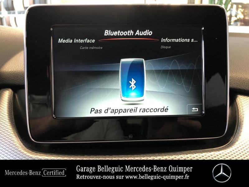 Photo 27 de l'offre de MERCEDES-BENZ Classe B 160 d 90ch Sensation à 18590€ chez Garage Belleguic - Mercedes-Benz Quimper
