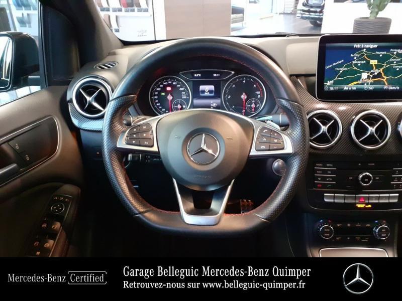 Photo 7 de l'offre de MERCEDES-BENZ Classe B 200 d Fascination 7G-DCT à 24290€ chez Garage Belleguic - Mercedes-Benz Quimper