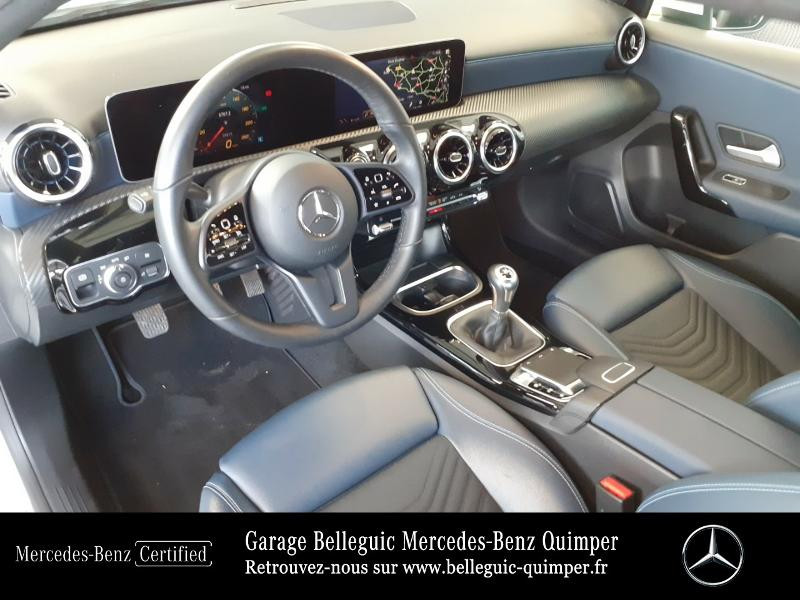 Photo 18 de l'offre de MERCEDES-BENZ Classe A 160 109ch Business Line à 24890€ chez Garage Belleguic - Mercedes-Benz Quimper